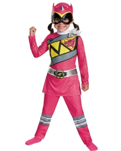 Pink Ranger Dino Classic 3t-4t