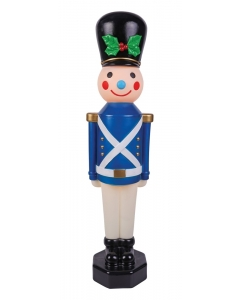 Toy Soldier Vintage Blue 42In