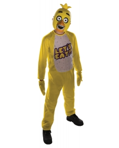 Fnf Chica Costume Child Medium