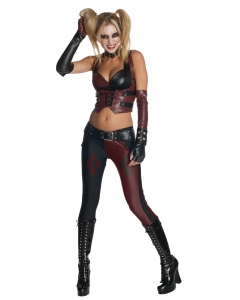 Batman Harley Quinn Adult Lg