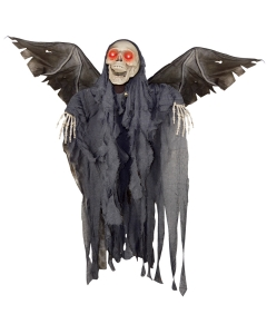 Animated Winged Reaper